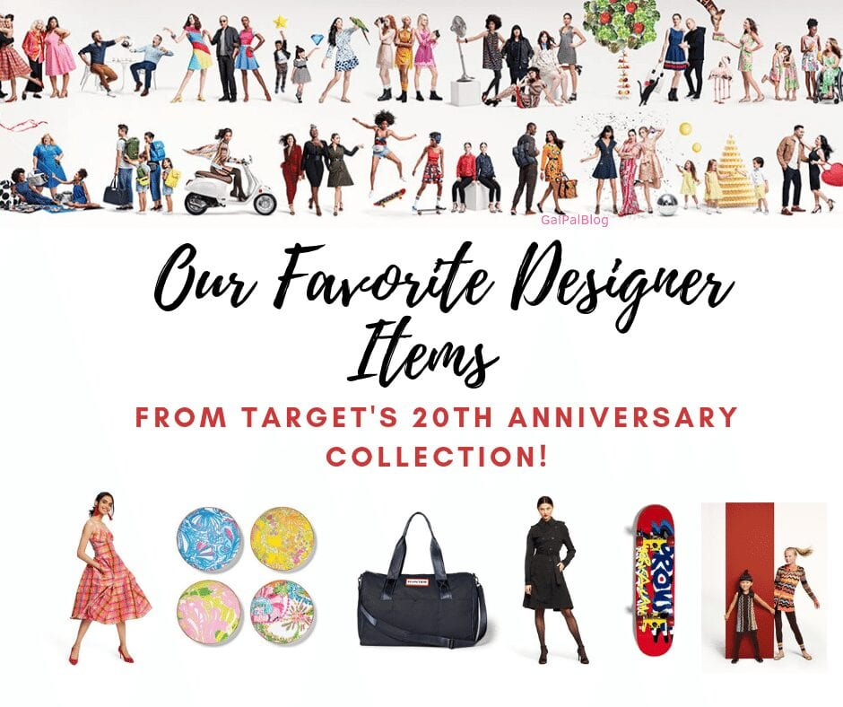Preview Target's 20th Anniversary Designer collection with prices. Top 15 items here