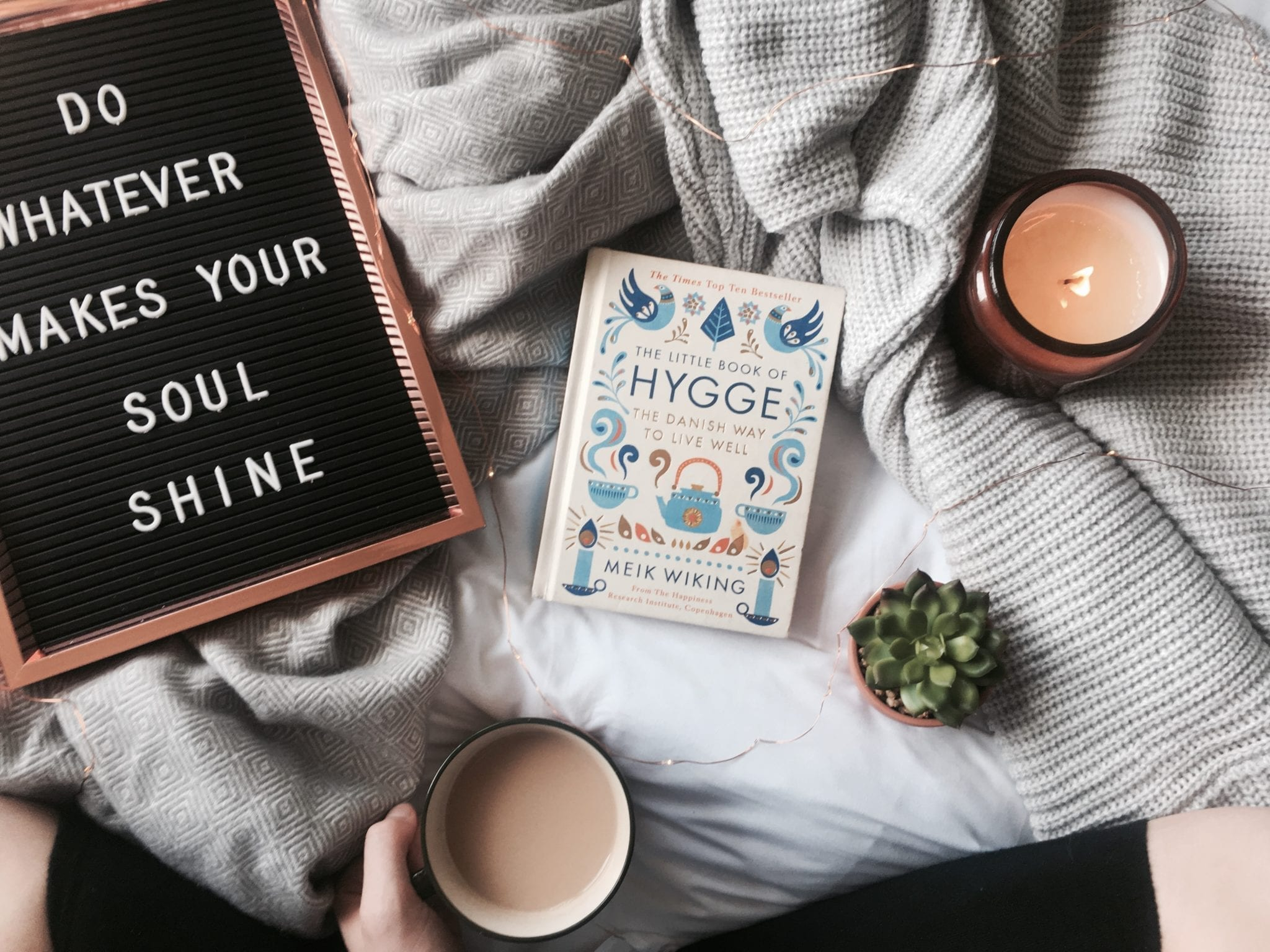 Gal Pal's 10 top Cozy-Comfy items- Let's Get Hygge with it!