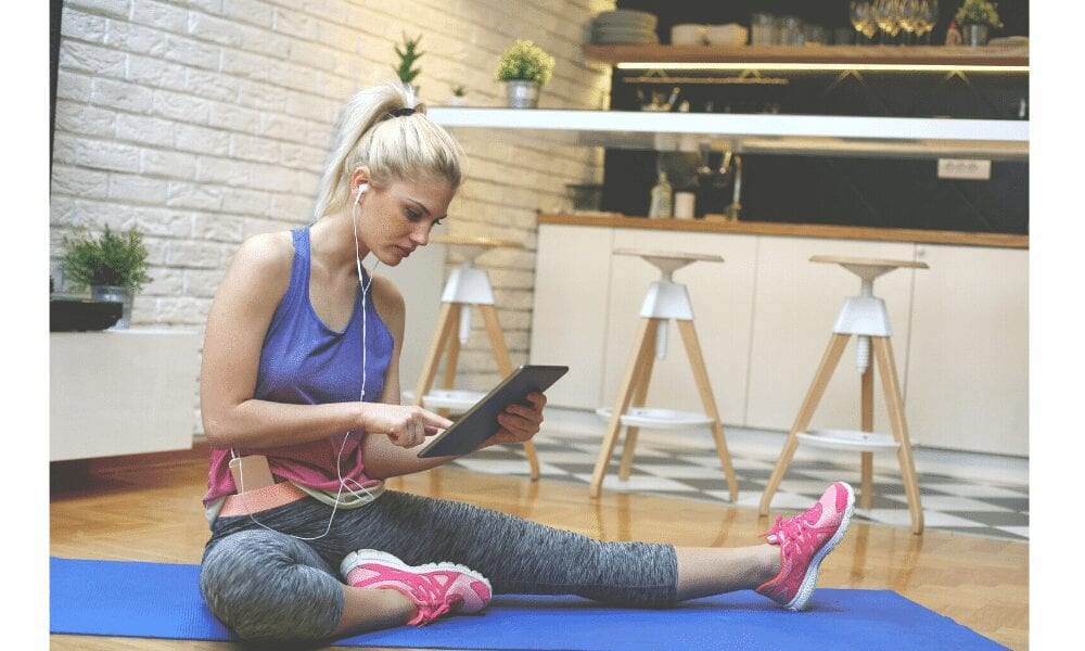 Workout At Home- 9 Best Free Fitness Apps Right Now