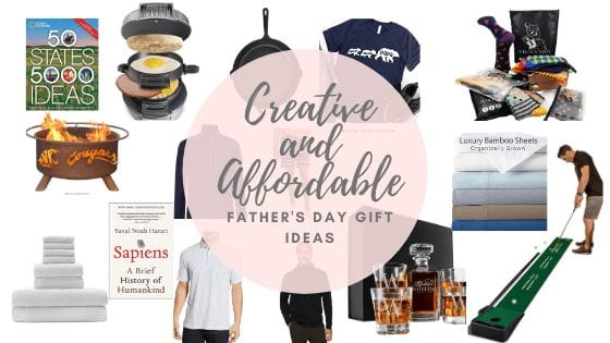 Father's Day Gift Guide- Creative and Affordable Ideas