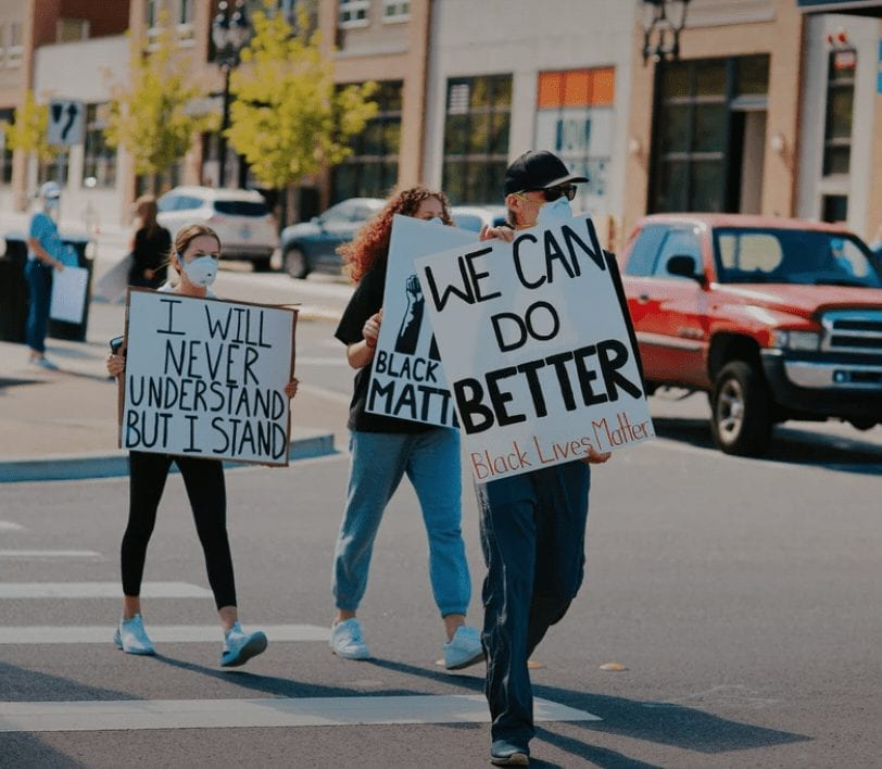 10 Ways To Be Proactive and Stand-Up For Social Justice Everyday