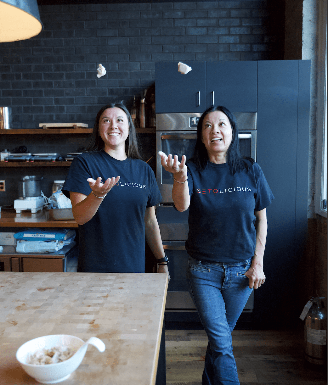 Mother Daughter Duo's Good Fortune Comes From The Pandemic with Seto-licous