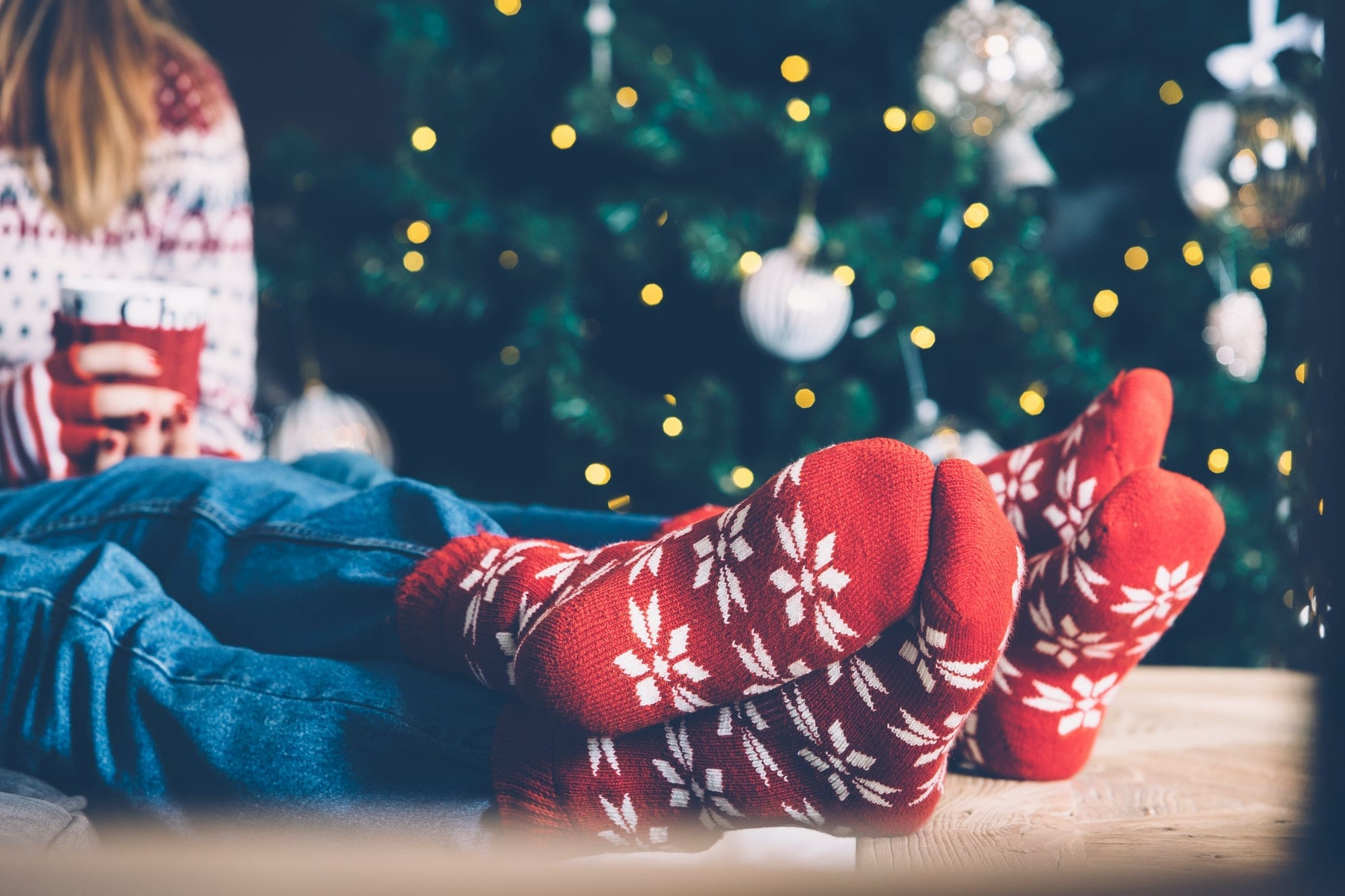 How To Stay Balanced And Grounded During The Holidays