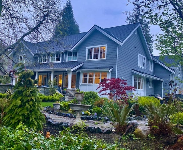 Exterior stain kings Canyon SW