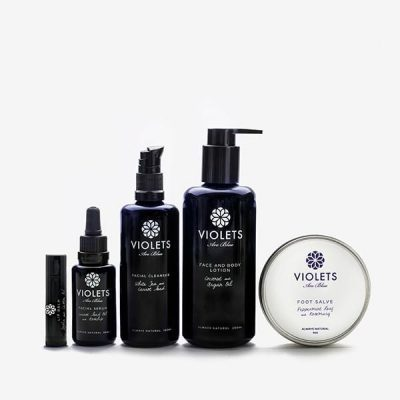 Best pampering mothers day gift- Violets are blue